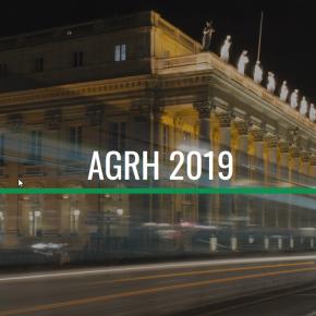 AGRH 2019